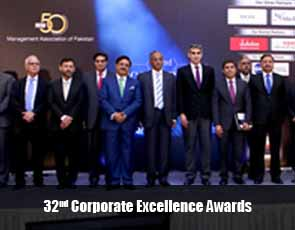 32nd Corporate Excellence Awards